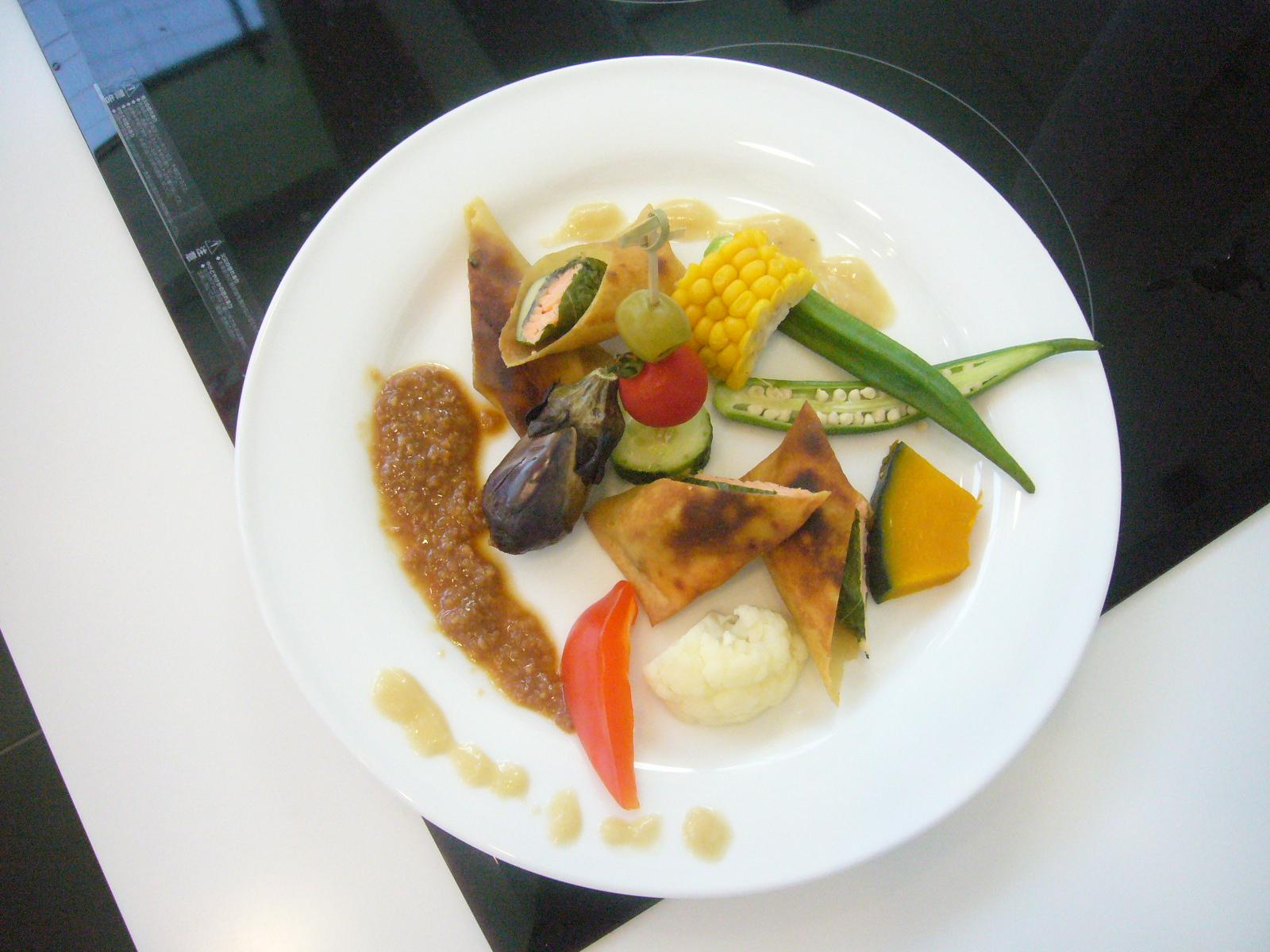 京都江部粉・麺ミックスで『おしゃれで美味しい糖質制限食イタリアン』inミーレ。