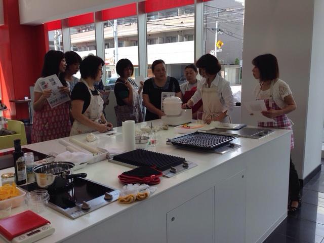 京都江部粉糖質制限パン教室inミーレ