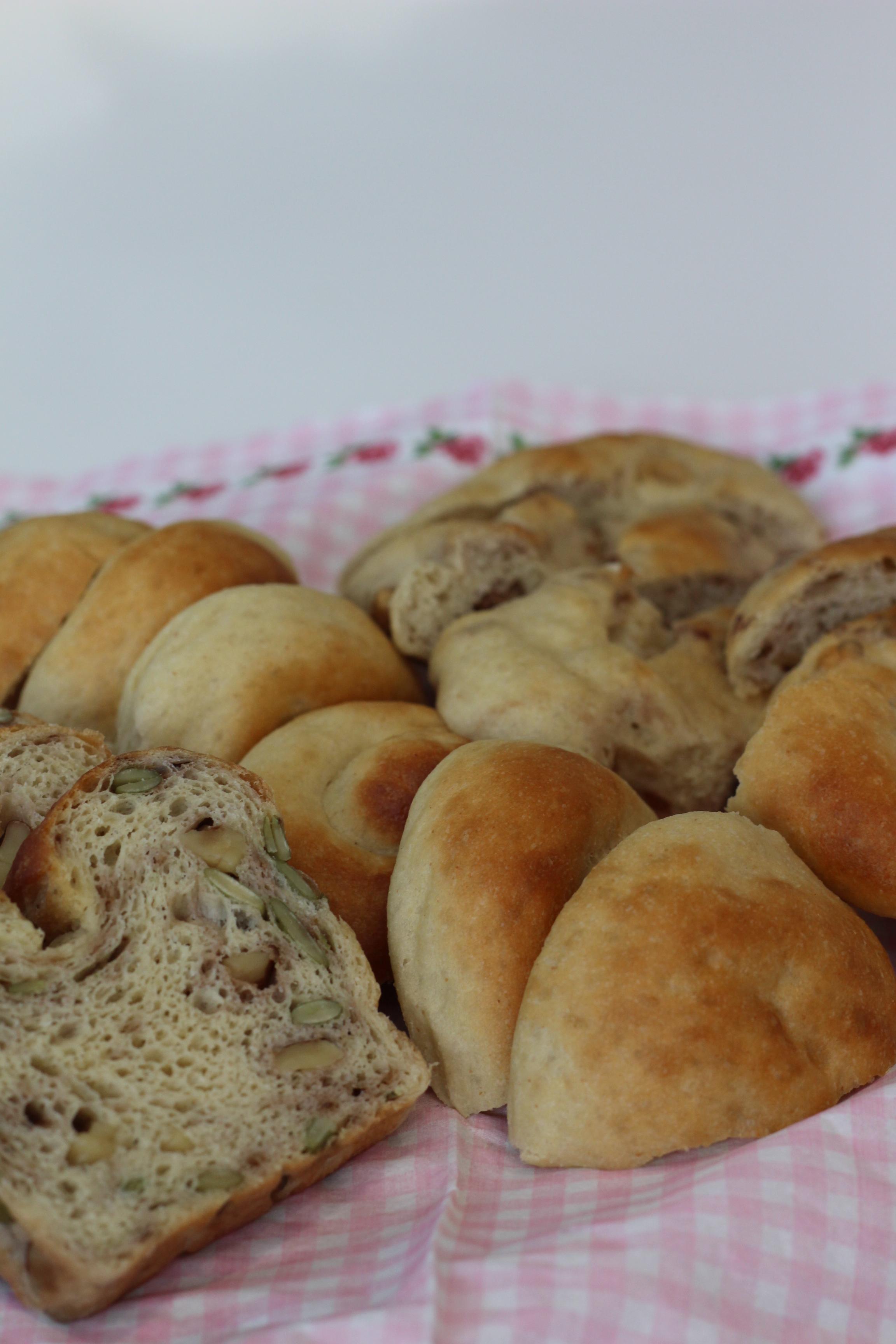 京都江部粉糖質制限パン講習
