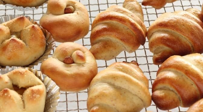 京都江部粉糖質制限パンのご注文を頂きました。