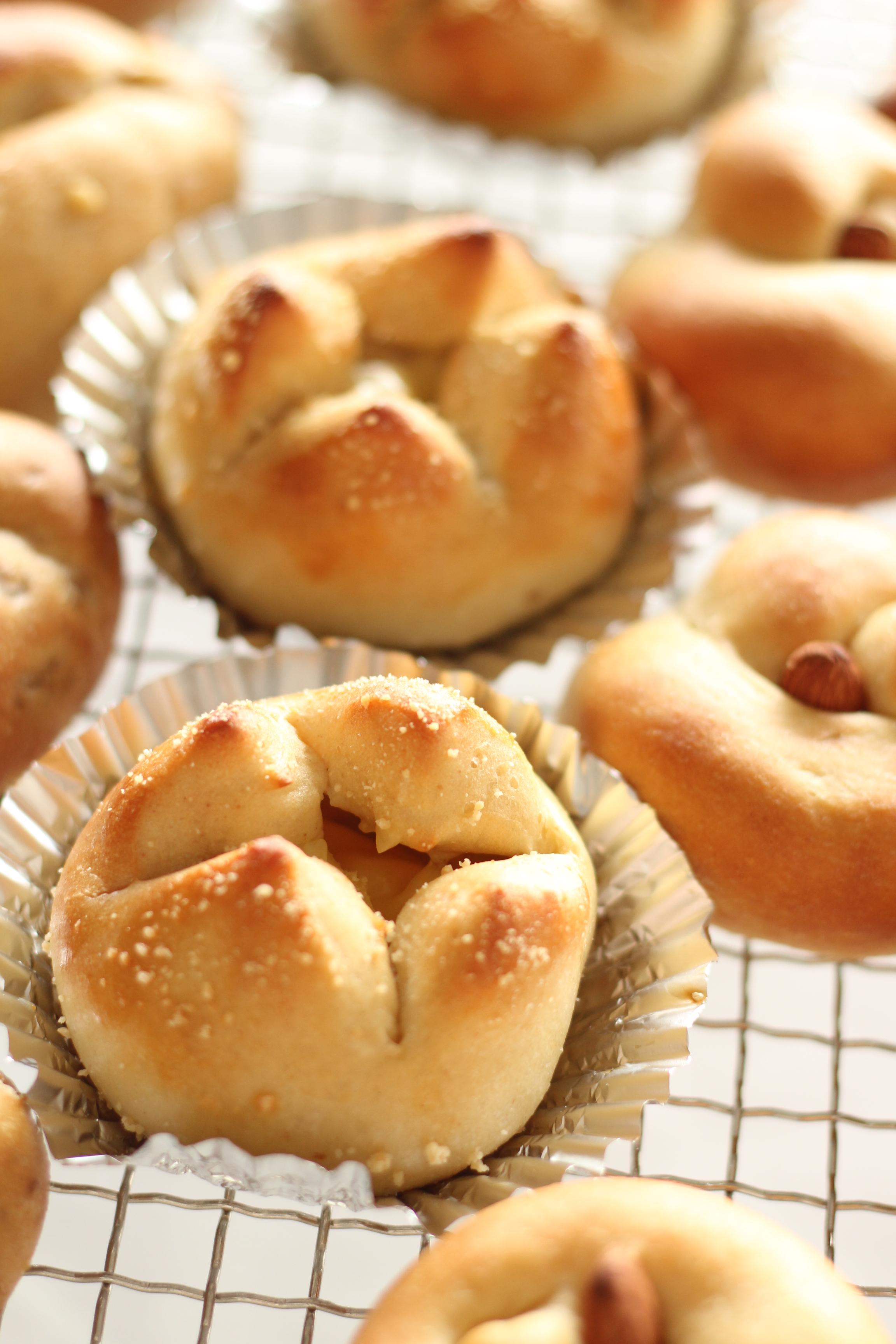 京都江部粉糖質制限パンプチパン&チーズパン