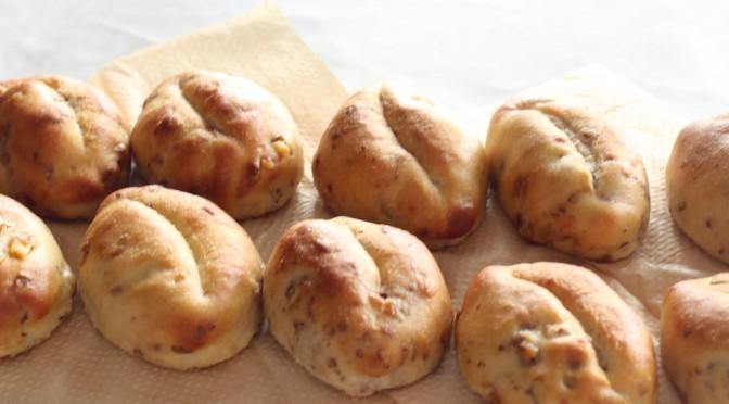 京都江部粉・糖質制限クルミパン。ミーレ講習の試食分