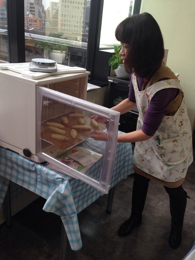 京都江部粉・糖質制限パン。a-ta-sannte 講習会
