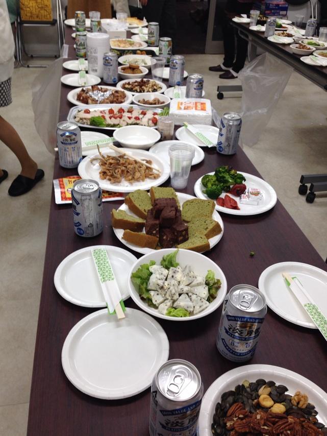 豚皮を揚げて食べる会in大阪。a-ta-sante京都江部粉糖質制限・パン料理教室。