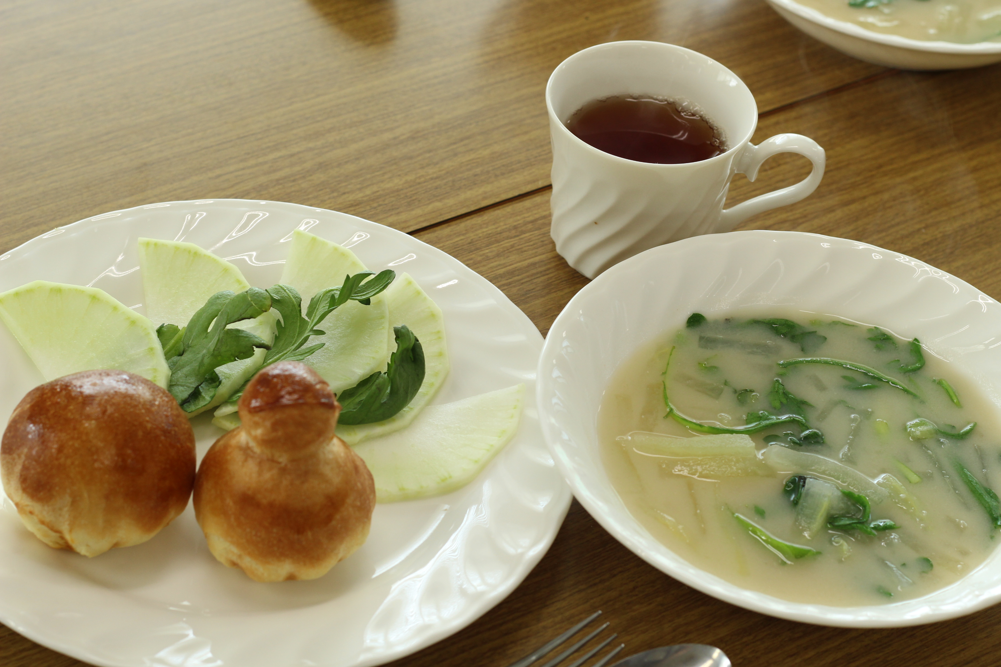 a-ta-sante糖質制限パン料理教室。阿倍野区西田辺の会館でのレッスン『ブリオッシュ』インスタントドライイースト。
