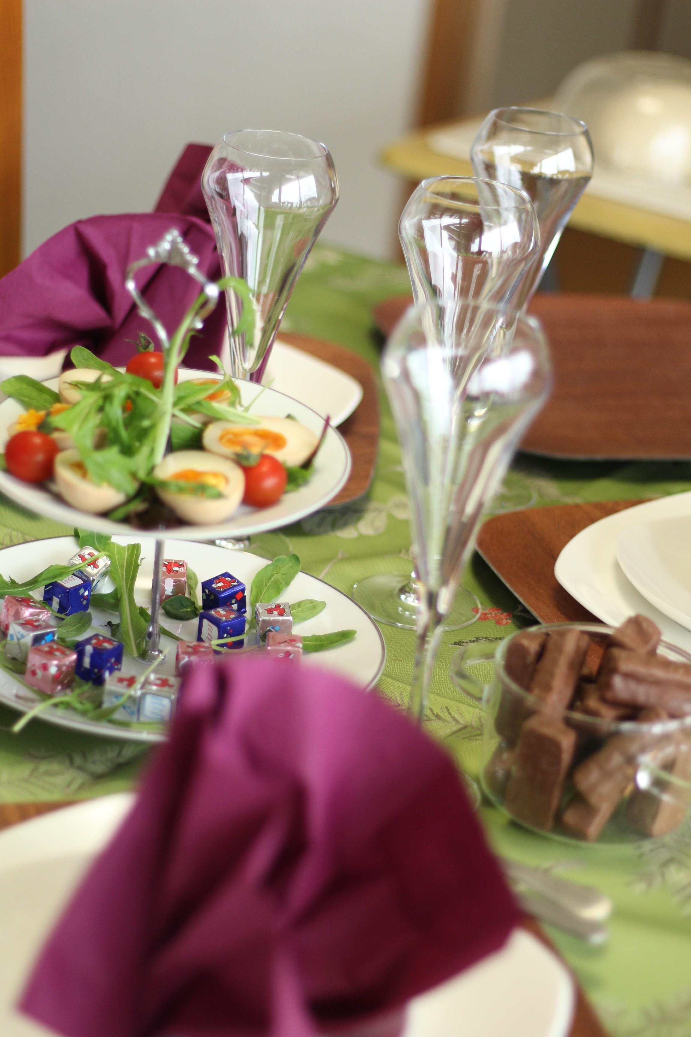 阿倍野区西田辺a-ta-sante 糖質制限パン料理教室。研究室卒業生を招いてホームパーティー