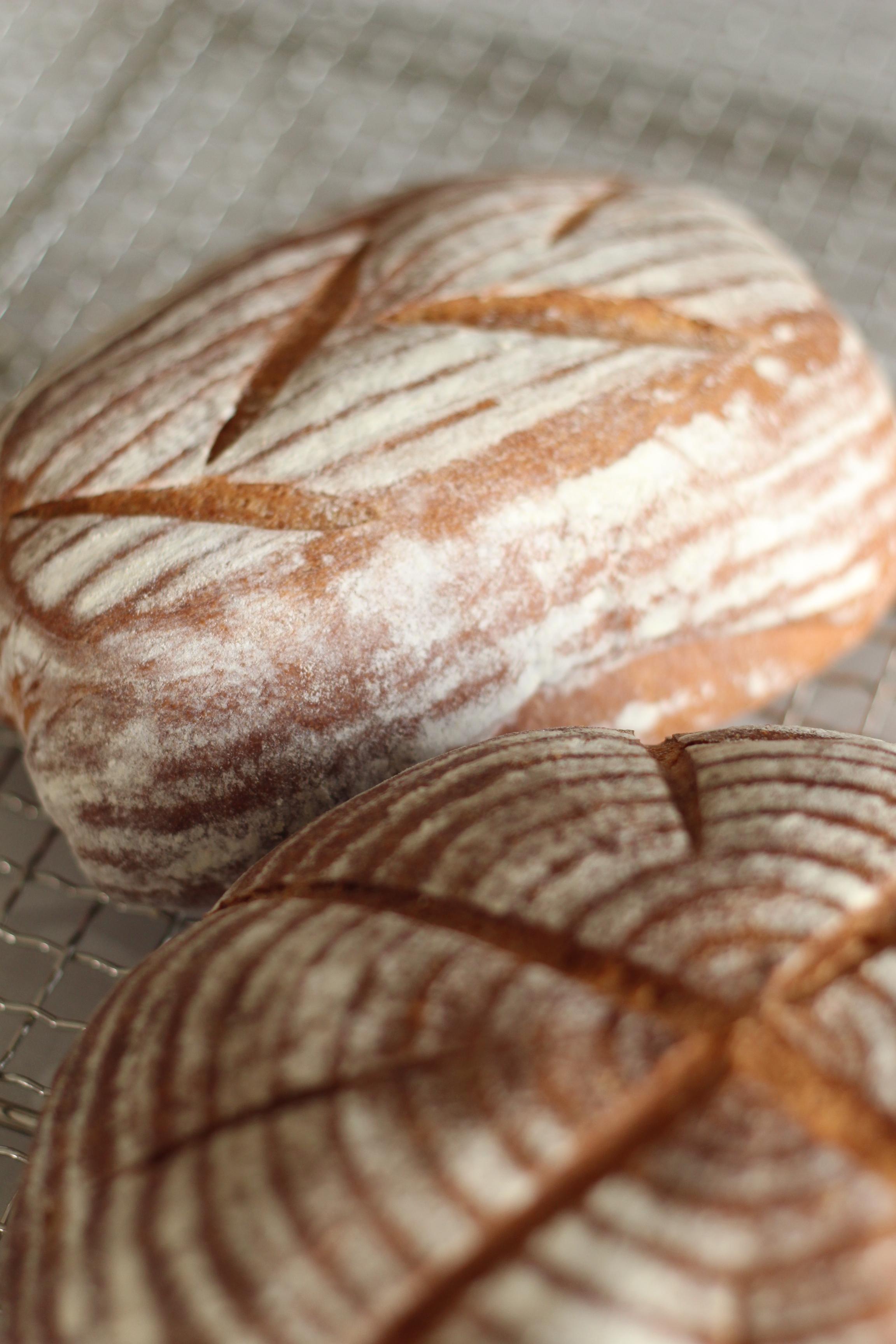 阿倍野区西田辺a-ta-sante糖質制限パン料理教室。会館でのレッスン『Wミルクブレッド』