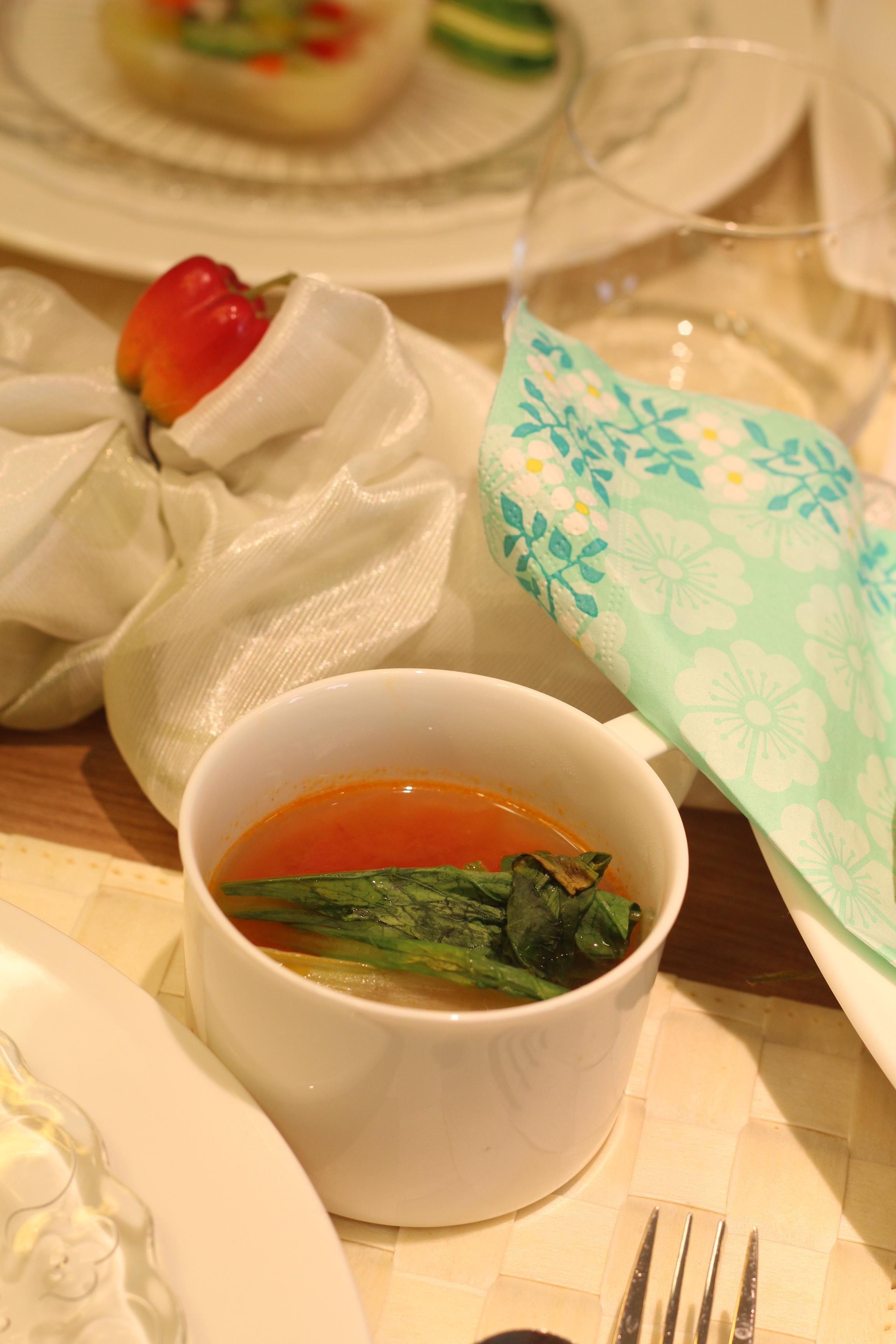a-ta-sante ~la class de pain~ 糖質制限パン・料理教室『低糖質料理でおもてなし』inクリナップ大阪