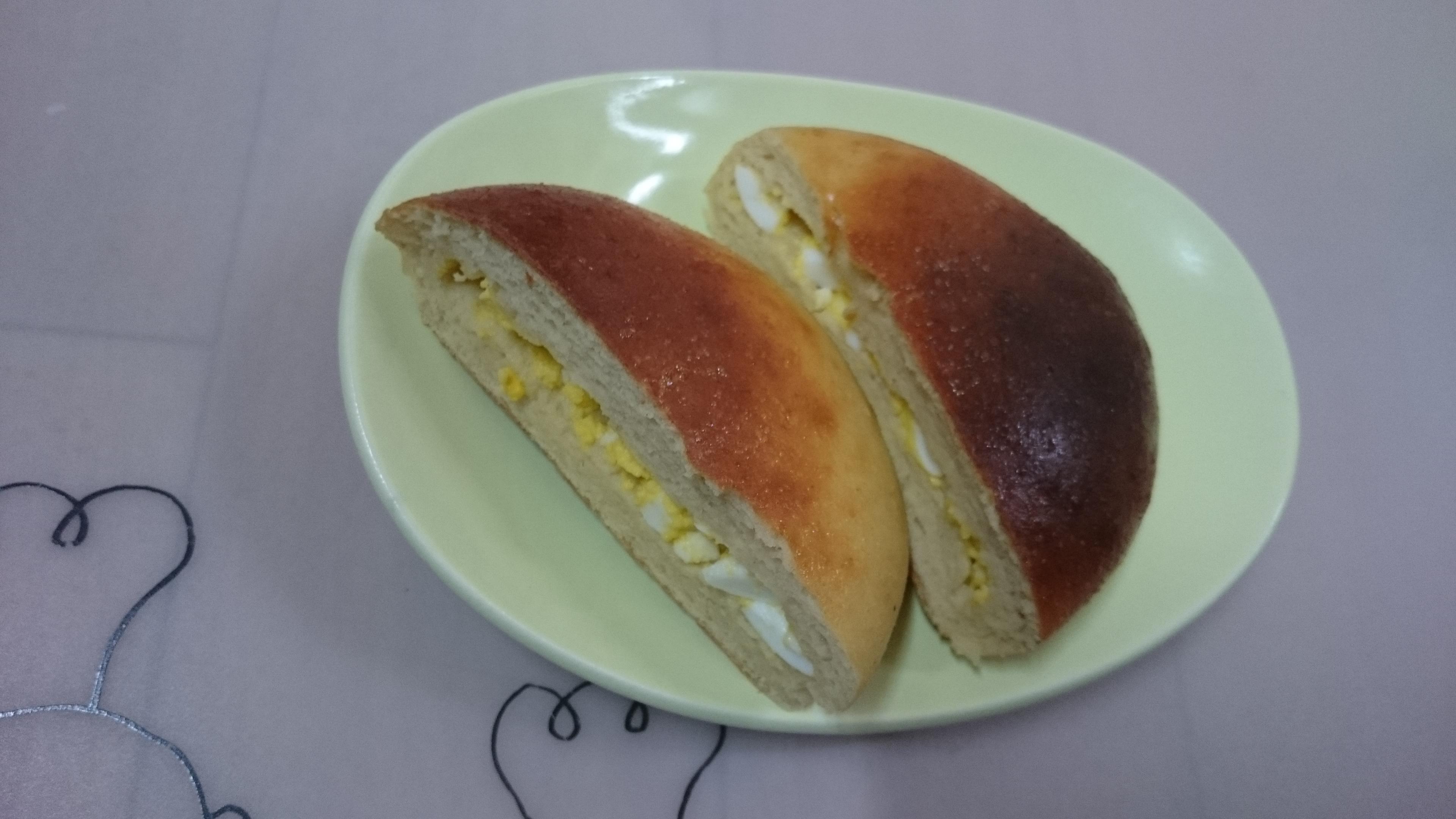 京都江部粉糖質制限『餡子から作るあんパン』a-ta-sante 糖質制限パン料理教室。阿倍野区西田辺。江部粉のつくレポが届きました。
