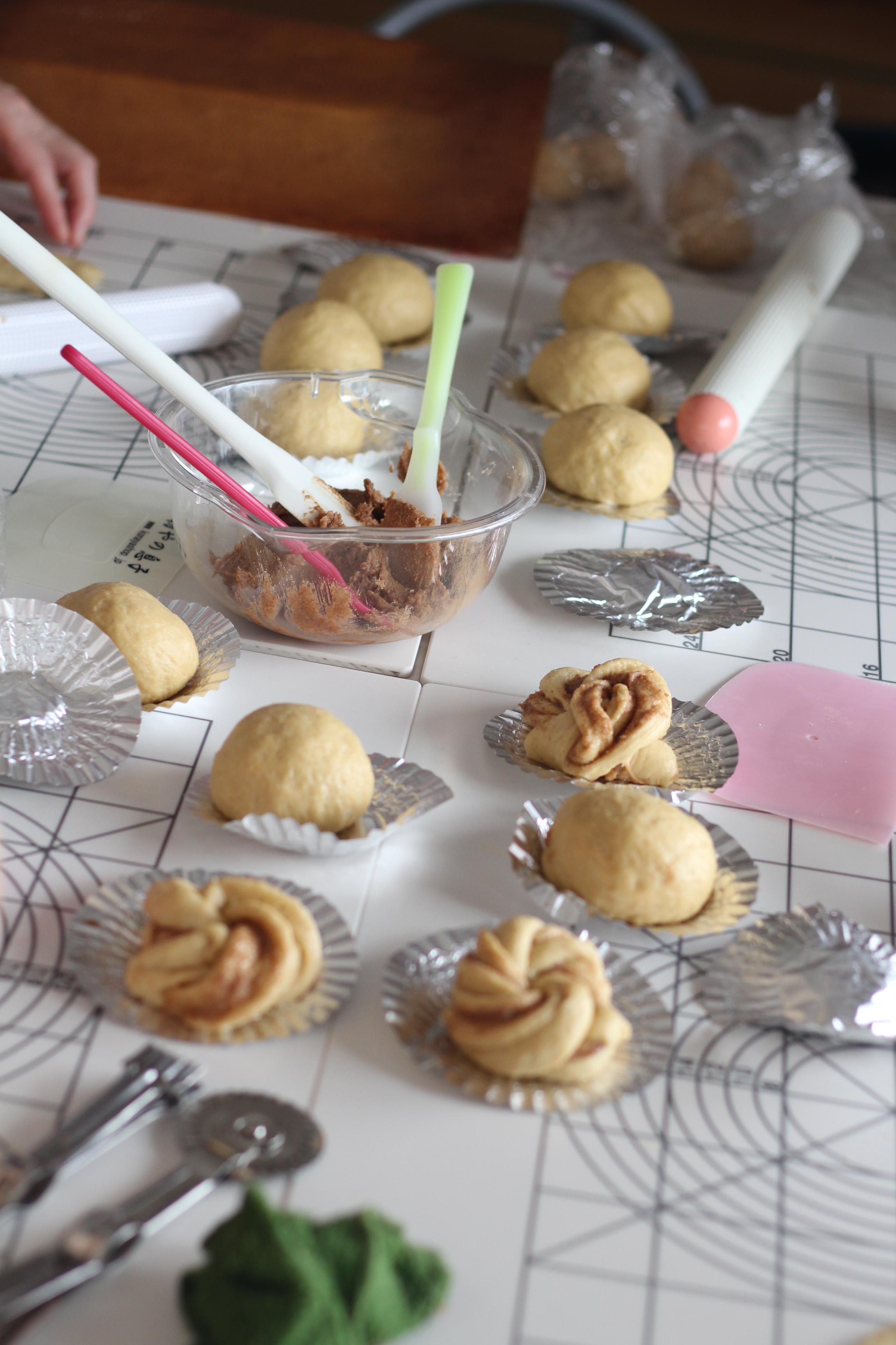 a-ta-sante糖質制限パン料理教室、阿倍野区西田辺。京都江部粉ベーシックコース3回目。