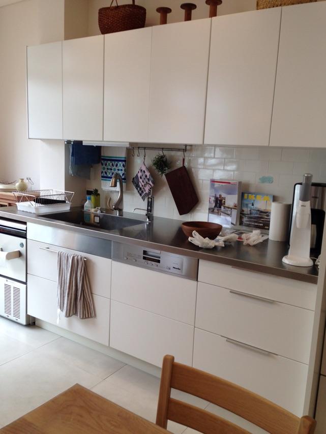 a-ta-sante糖質制限パン料理教室。阿倍野区西田辺。京都江部粉レッスンの新しいキッチン。大長ハウス。
