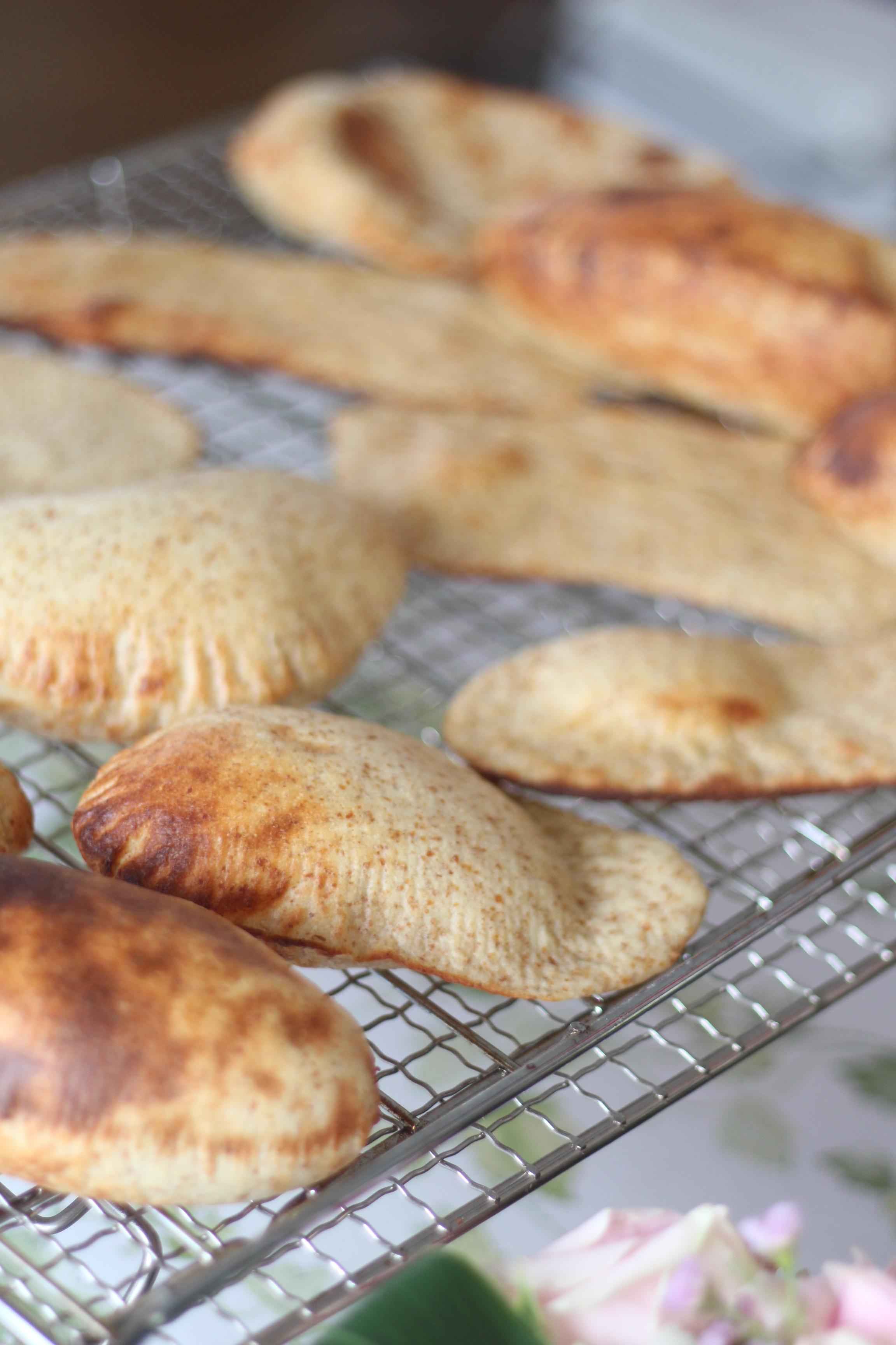 京都江部粉ベーシックコース3回目『シナモンロール&ピタパン』a-ta-sante糖質制限パン料理教室、阿部肉西田辺。