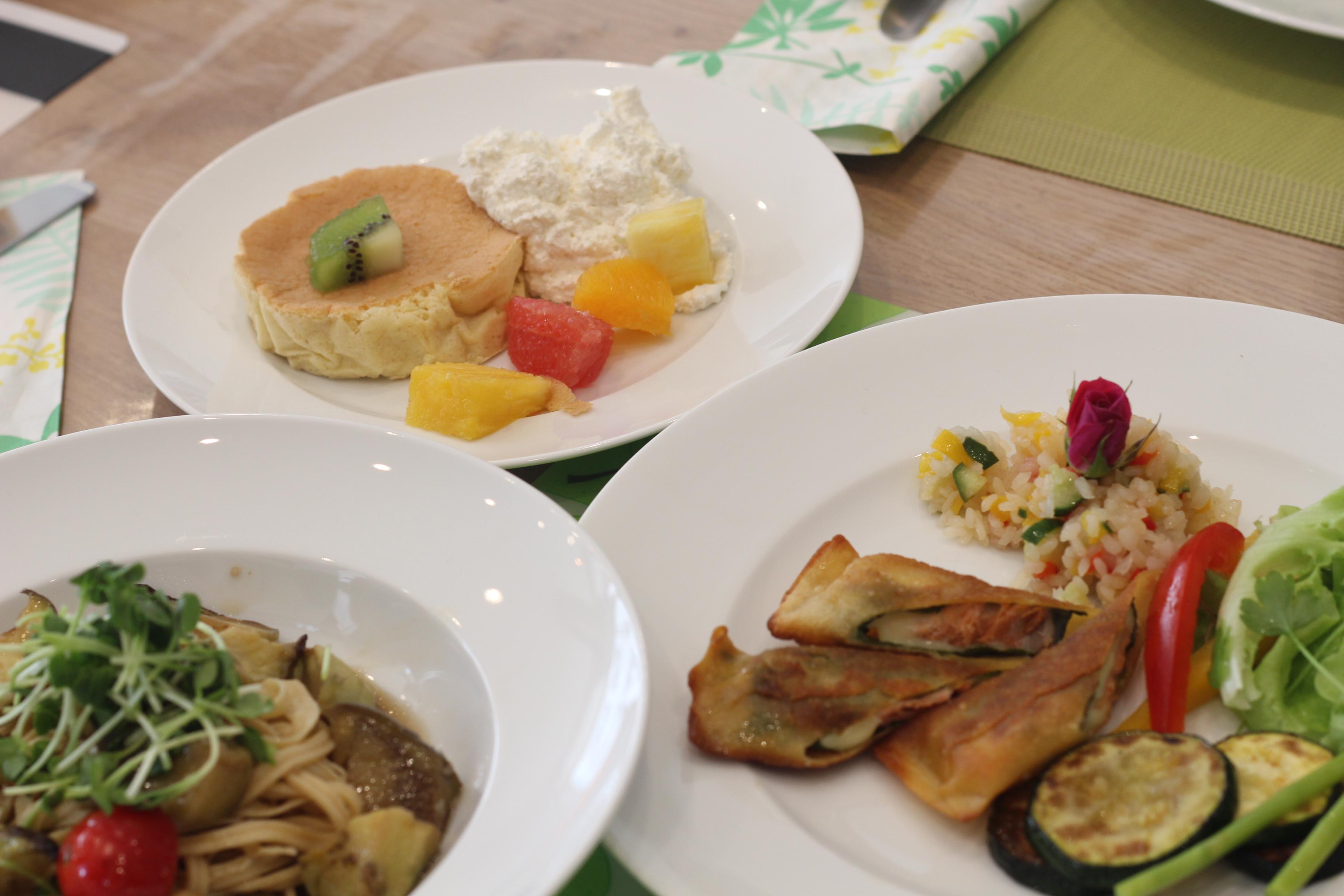 京都江部粉麺ミックスレッスン。a-ta-sanre糖質製塩パン料理教室、阿倍野区西田辺。今日の講習は、阿倍野区みんなのLDKです。