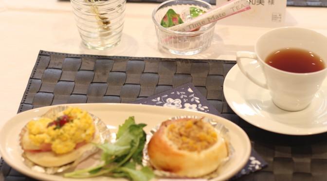住みごこち工房さんのお客様のOB会イベントでパン作り講習をさせて頂きました。
