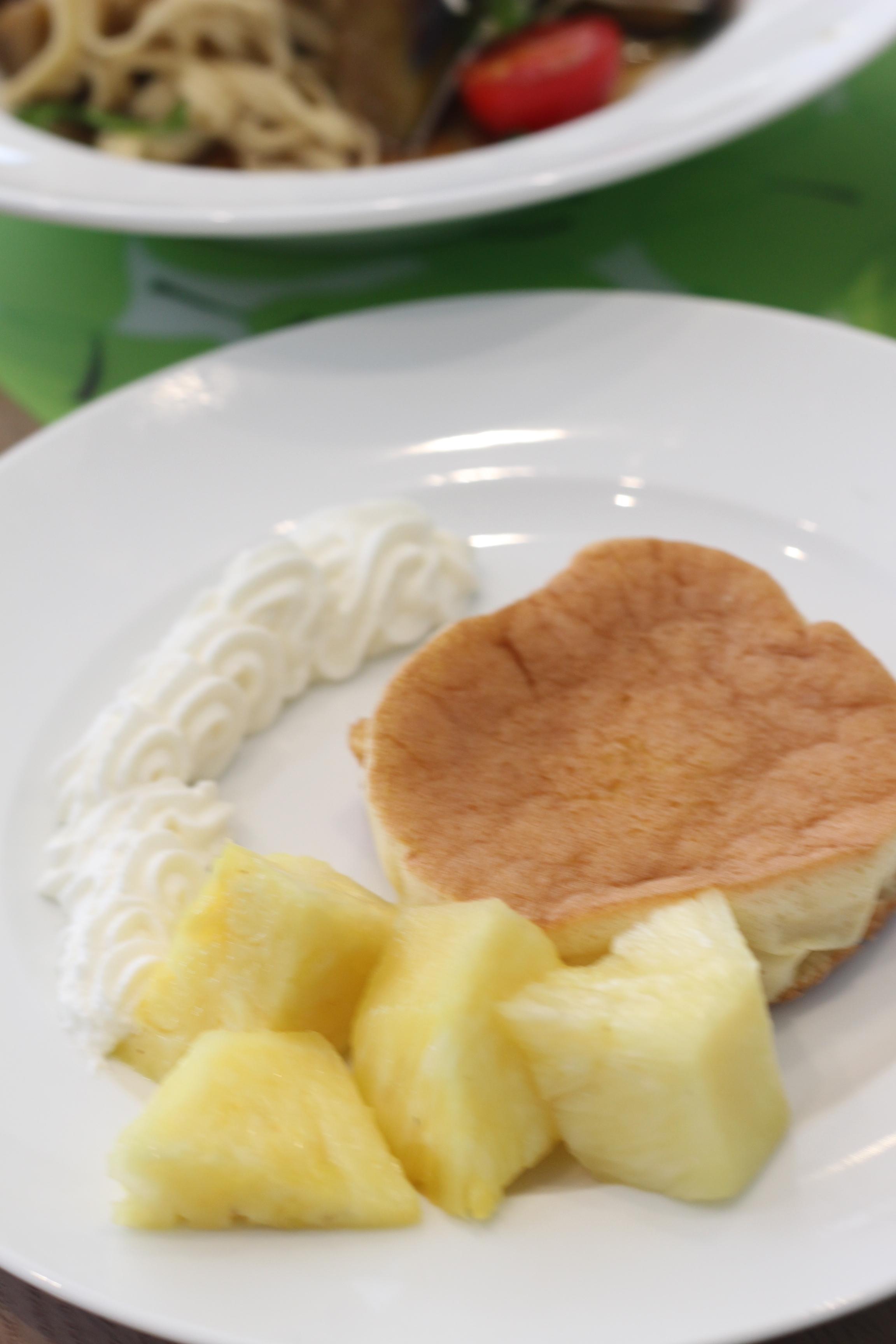 a-ta-sante 糖質制限パン料理教室、阿倍野区西田辺、京都江部粉麺ミックスで『水ナスの花山椒風味の冷製パスタ』3回目開催。