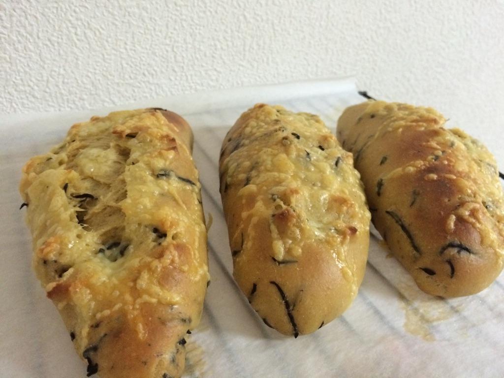 京都江部粉ベーシックコース・ひじきブレッドのつくレポ。a-ta-sante糖質制限パン料理教室、阿倍野区西田辺。