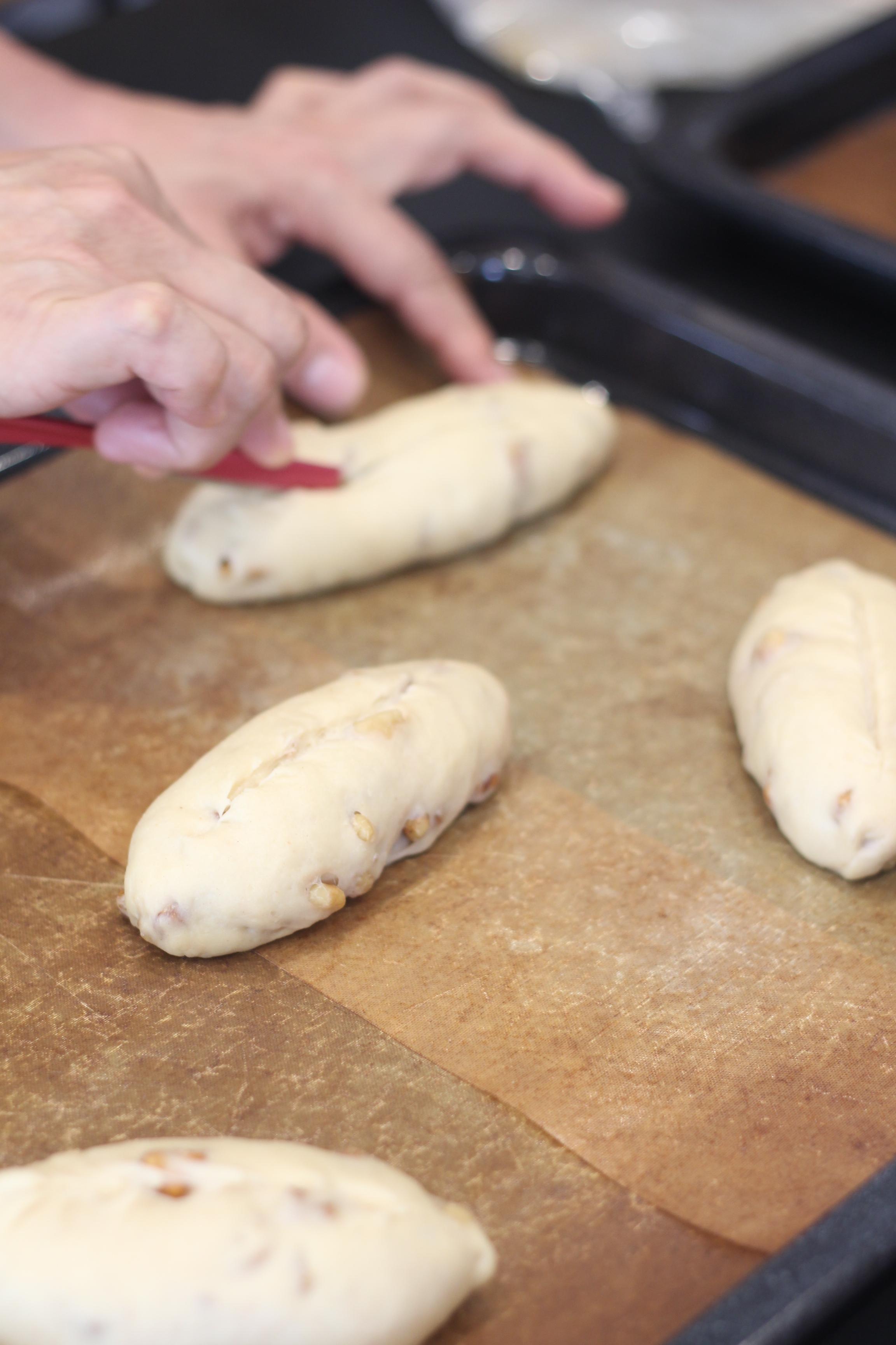a-ta-sante糖質制限パン料理教室、阿倍野区西田辺。京都江部粉糖質制限パン体験会。