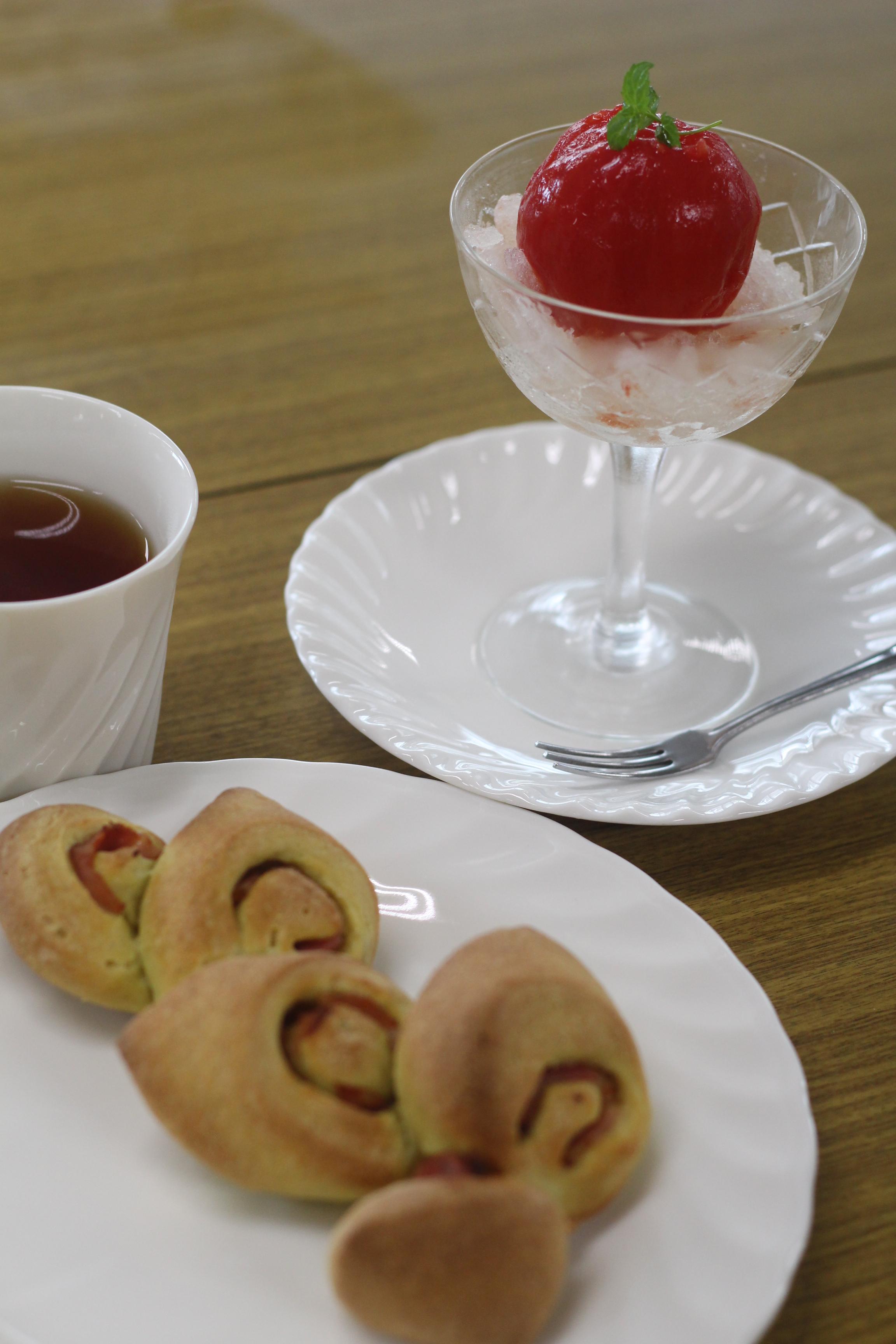 会館でのレッスン『カレーエピ』a-ta-sante糖質制限パン料理教室、阿倍野区西田辺。