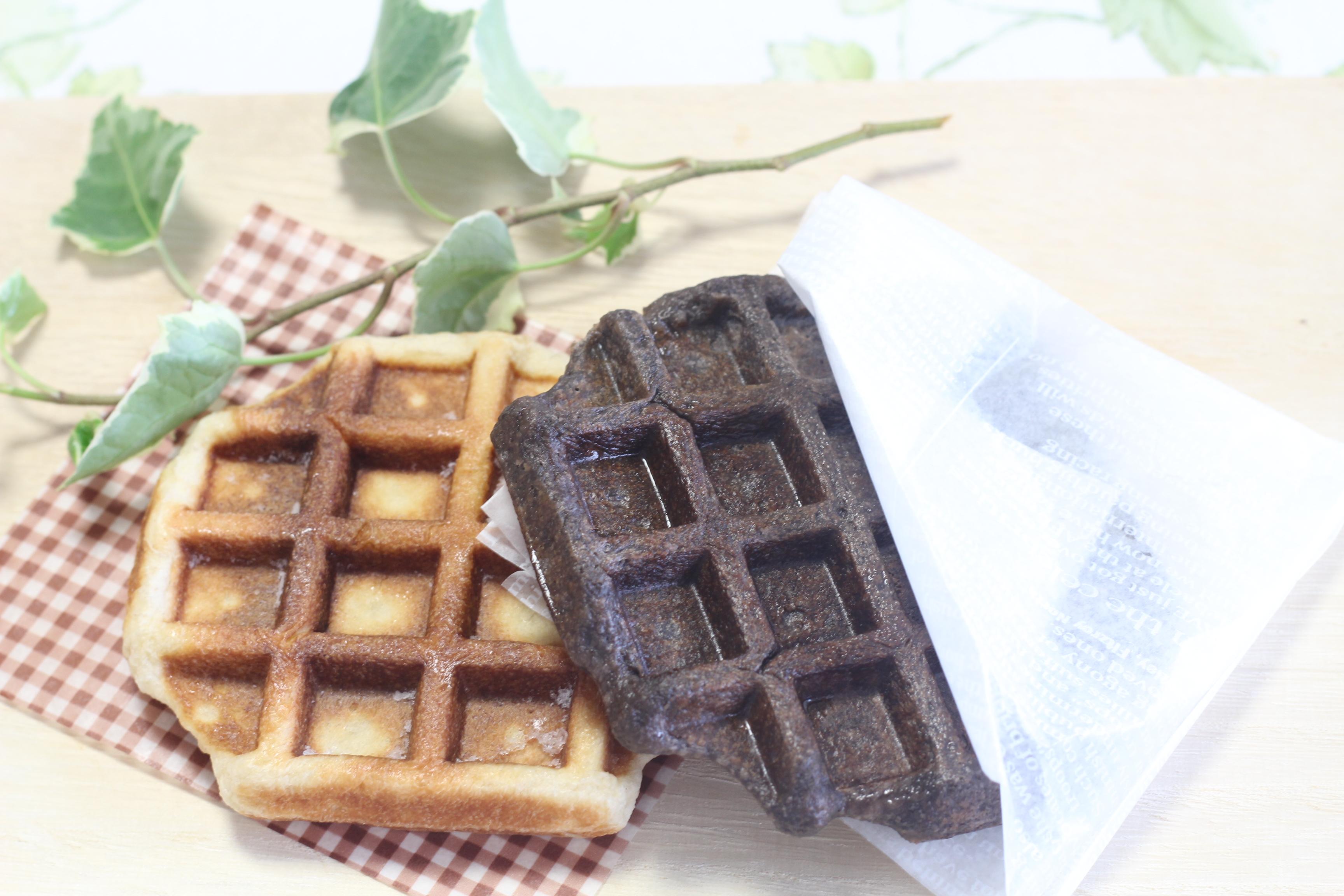 a-ta-sante糖質制限パン料理教室、阿倍野区西田辺。京都江部粉糖質制限『ワッフル』