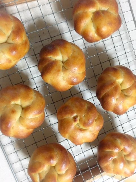 京都江部粉糖質制限パン・ベーシックコース、つくレポ。