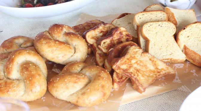 京都江部粉糖質制限パンベーシックコース『山食&ごまパン』