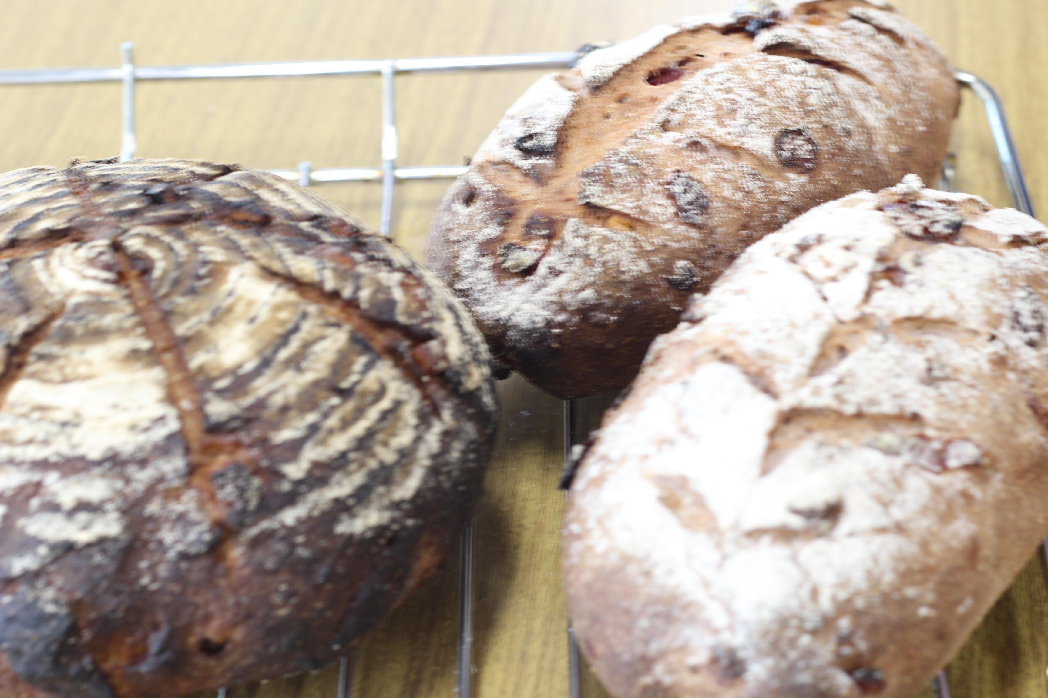 a-ta-sante糖質制限パン料理教室、阿倍野区西田辺。会館でのレッスン『ヌーヴォブレッド』最終回
