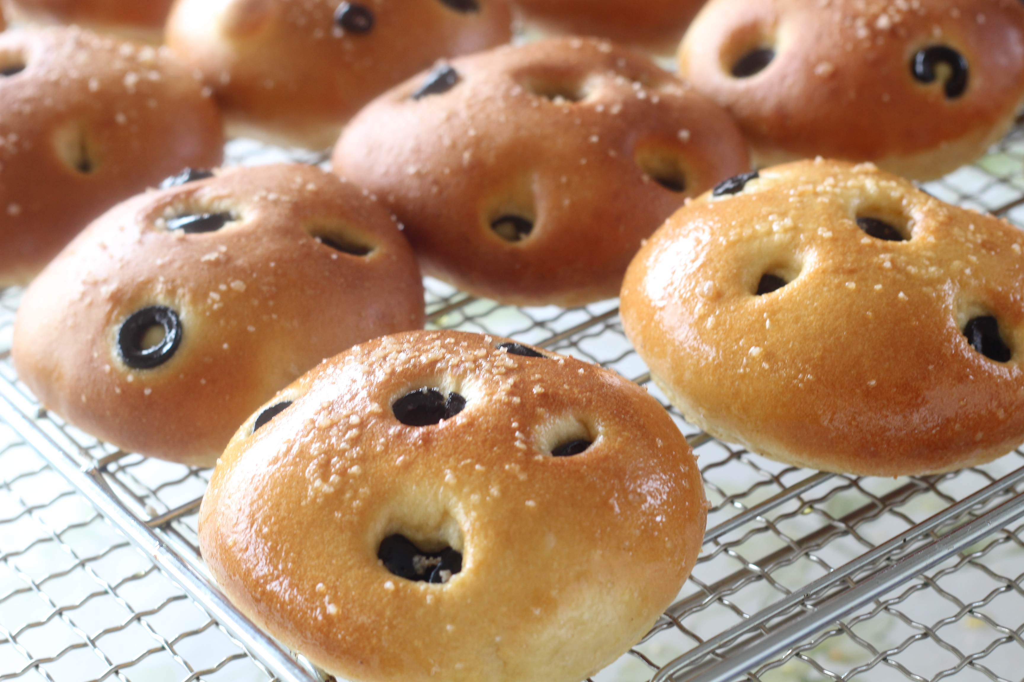 a-ta-sante糖質制限パン料理教室、阿倍野区西田辺。京都江部粉アドバンスくーす『フォカッチャ&クロワッサン』