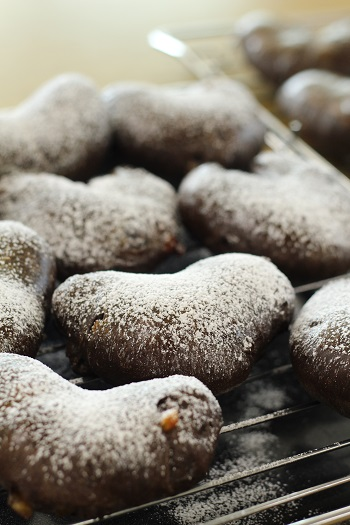 a-ta-sante糖質制限パン料理教室、阿倍野区西田辺。会館でのレッスン『ふっくらハート』