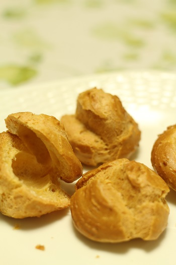 a-ta-sante糖質制限パン料理教室、阿倍野区西田辺。京都江部粉麺ミックス試作ラザニア&焼きそば&シュークリーム。