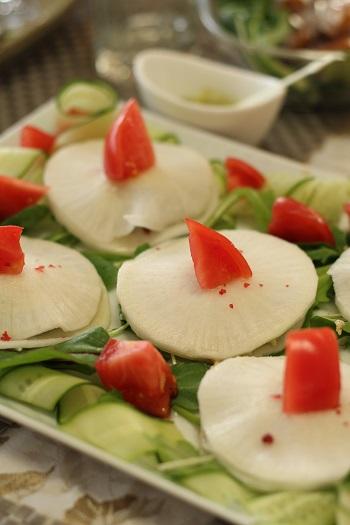 a-ta-sante糖質制限パン料理教室。低糖質料理でおもてなしホームパーティー&試食会。