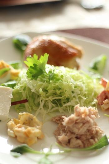 a-ta-sante糖質制限パン料理教室。阿倍野区西田辺。京都江部粉糖質制限パンアドバンスコース『変わり山食&ランチブレッド』