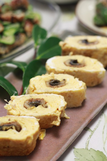 a-ta-sante糖質制限パン料理教室。低糖質料理教室。土用の丑の日の食卓。