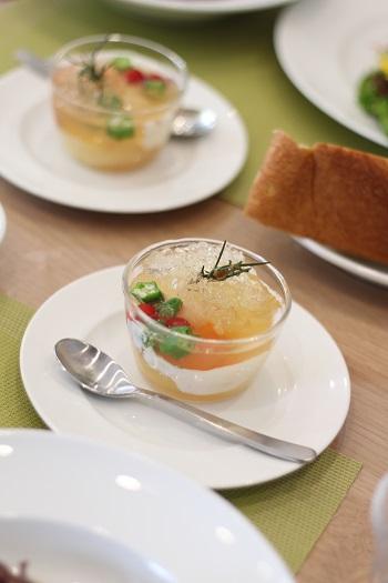 a-ta-sante糖質制限パン料理教室。大阪市阿倍野区。おしゃれで楽しい低糖質料理教室7月初日。テーマは、赤ワイン。