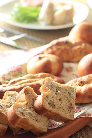 a-ta-sante糖質制限パン料理教室。京都江部粉糖質制限パン体験会。