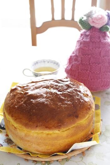 a-ta-sante糖質制限パン料理教室。会館でのレッスン『かぼちゃのマーブルブレッド』
