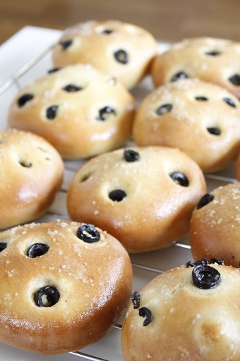 a-ta-sante糖質制限パン料理教室。京都江部粉糖質制限パンアドバンスコース2回目『フォカッチャ&クロワッサン』