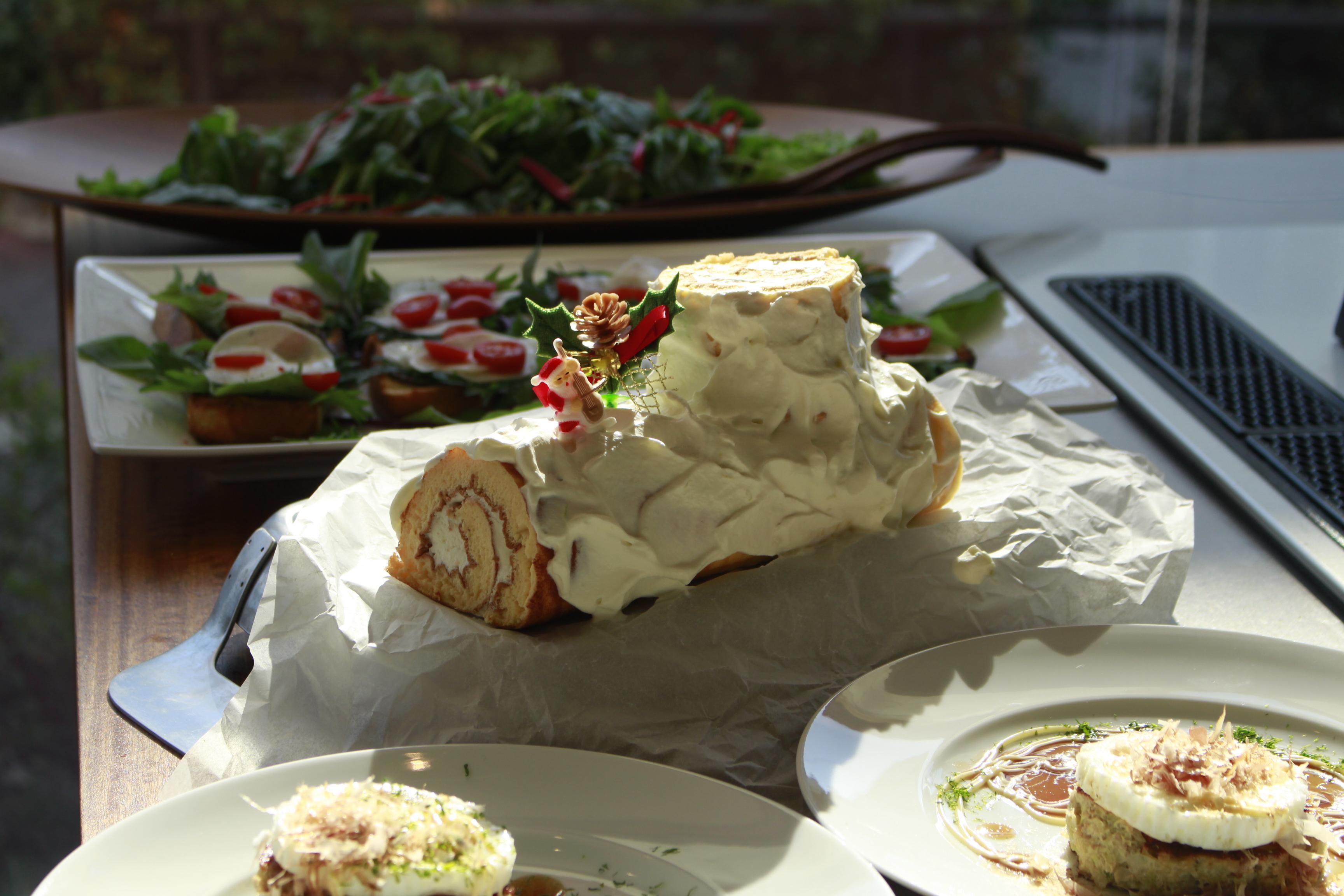 a-ta-sante糖質制限パン料理教室。12月糖質制限家庭料理最終日。『グルテンフリーのXmasパーティー料理』