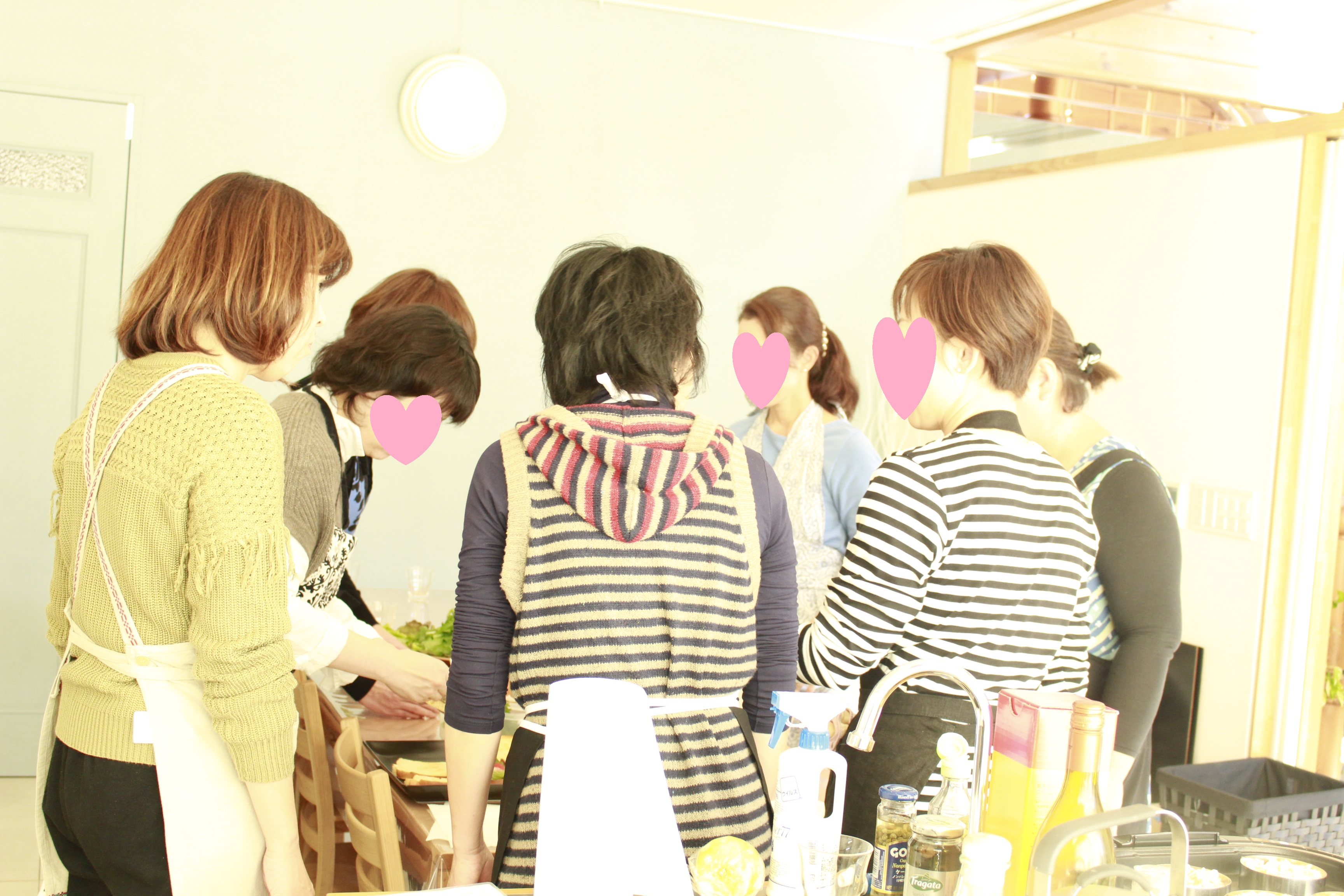 a-ta-sante糖質制限パン料理教室。12月糖質制限家庭料理2日目。『グルテンフリーのXmasパーティー料理』