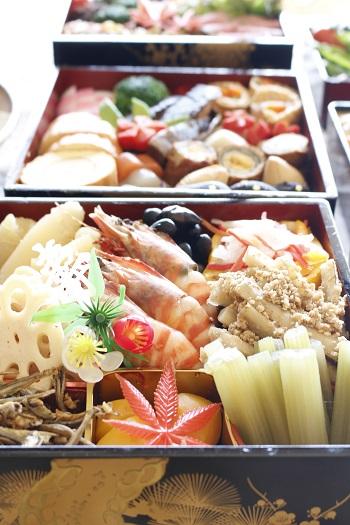 a-ta-sante糖質制限パン料理教室。西田辺。おせち料理。