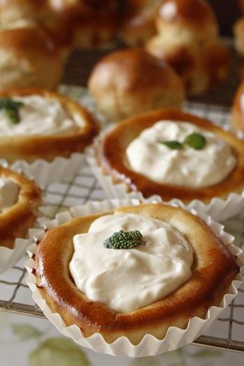 a-ta-sante糖質制限パン料理教室。京都江部粉糖質制限パンアドバンスコース1回目『ブリオッシュ&フロマージュブレッド&ワッフル』