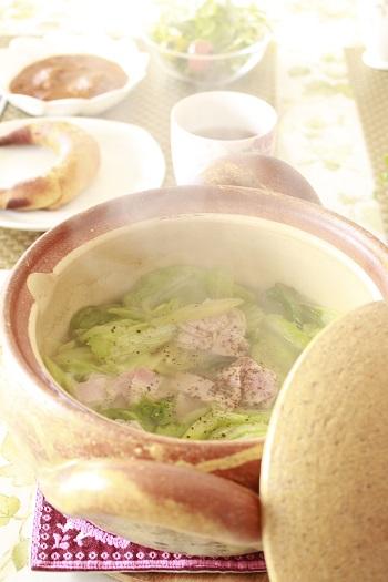 a-ta-sante糖質制限パン料理教室。京都江部粉糖質制限パンアドバンスコース4回目『塩オリーブパン&ナン&プパイシーカレー』
