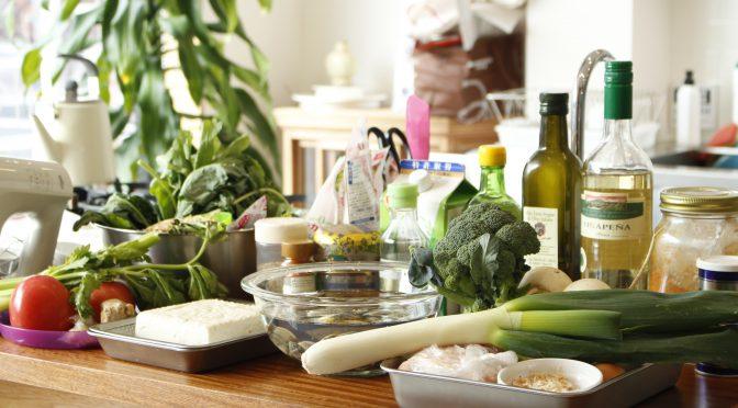2月度『糖質制限家庭料理教室』2日目