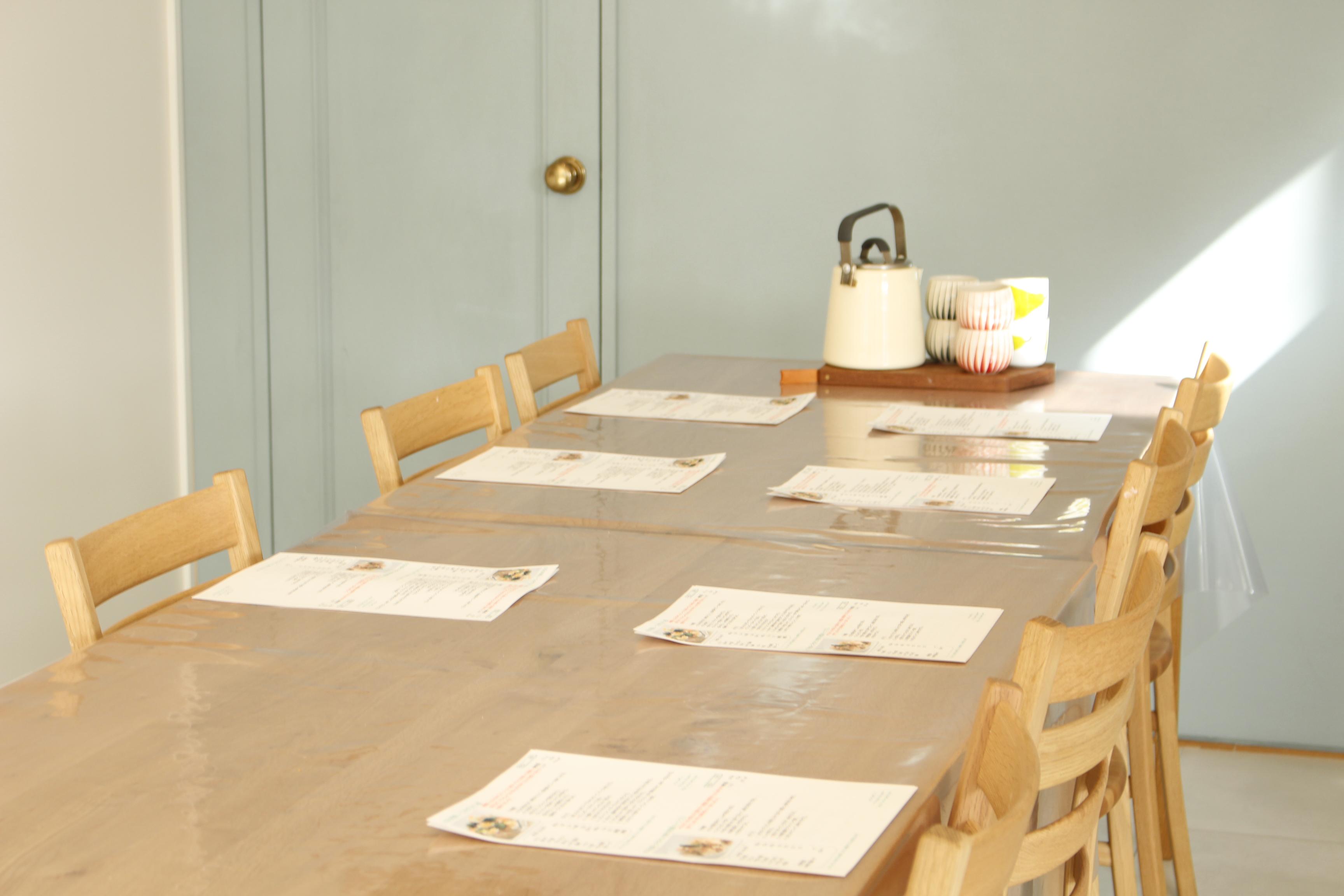 a-ta-sante糖質制限パン料理教室。2月度『糖質制限家庭料理教室』2日目。