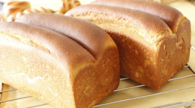糖質制限パンアドバンスコース3回目『ランチブレッド&変わり山食』