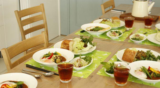 a-ta-sante糖質制限パン料理教室。5月度『糖質制限家庭料理教室』2日目阿倍野区西田辺。