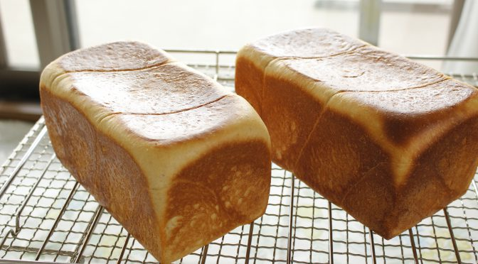 糖質制限パンアドバンスコース最終回『角食・クイックブレッド・CROWN』