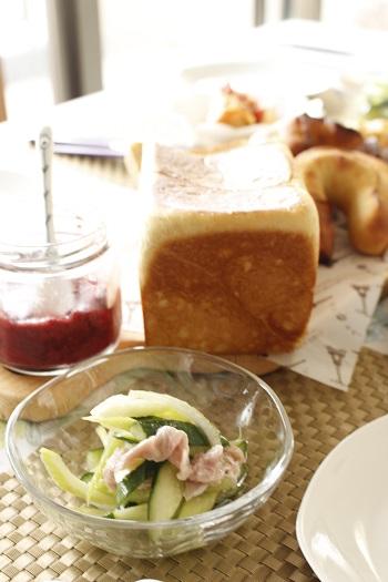 a-ta-sante糖質制限パン料理教室。京都江部粉aアドバンスコース最終回『角食・クイックブレッド・CROWN』阿倍野区西田辺。
