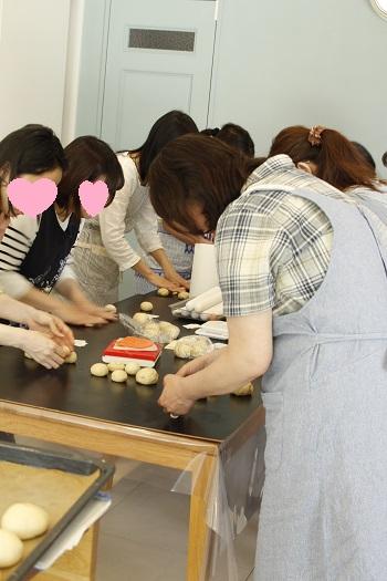 a-ta-sante糖質制限パン料理教室。京都江部粉『糖質制限パン体験会』阿倍野区西田辺。