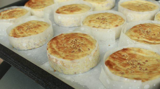 糖質制限パンアドバンスコース『イングリッシュマフィン&マラサダ』