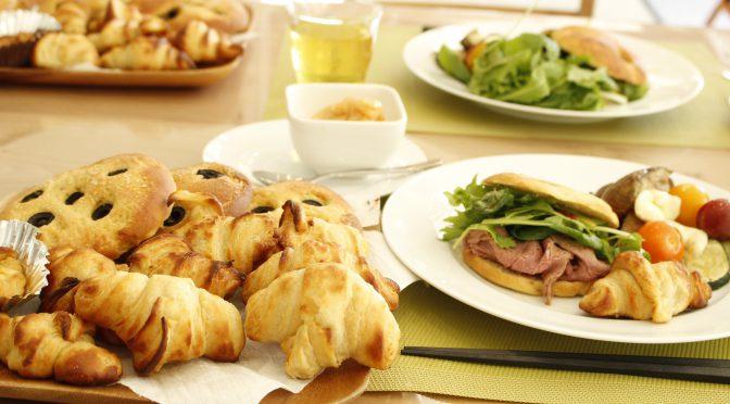 糖質制限パンアドバンスコース『クロワッサン&フォカッチャ』